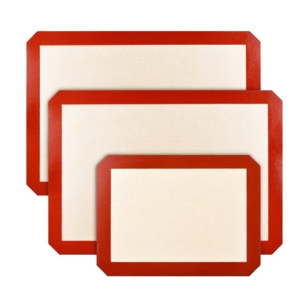 Antihaft Silikon Backmatte  5