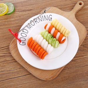 Obst- und Gemüsespiralschneider 4